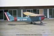 13 Cessna R-172H Skyhawk OB-I-1049 © Michel Anciaux