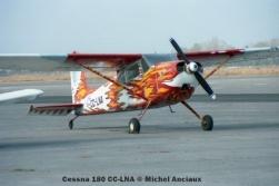 img756 Cessna 180 CC-LNA © Michel Anciaux