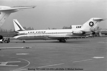 004 Boeing 727-116C CC-CFD LAN-Chile © Michel Anciaux