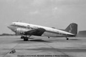 08 Douglas C-47A-40-DL OO-AWK SABENA © Michel Anciaux