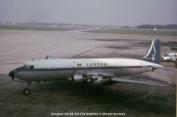 09 Douglas DC-6B OO-CTN SABENA © Michel Anciaux