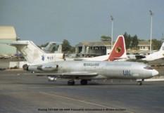 14 Boeing 727-95F HR-AMR Transafrik International © Michel Anciaux