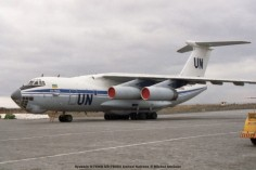20 Ilyushin Il-76MD UR-76392 United Nations © Michel Anciaux