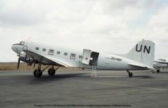 39 Douglas C-47A-1-DK Skytrain ZK-AMR Fieldair Freight-United Nations © Michel Anciaux