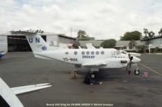 41 Beech 200 King Air V5-MSK UNICEF © Michel Anciaux
