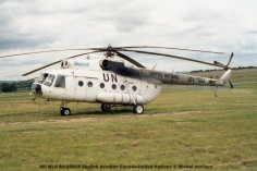 50 Mil Mi-8 RA-25934 Skylink Aviation Canada-United Nations © Michel Anciaux
