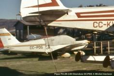 DSC_12 Piper PA-28-140 Cherokee CC-PDG © Michel Anciaux