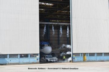 DSC_2007 Brussels Airlines - Aerosmurf © Hubert Creutzer