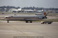 img081 Boeing 727-235 N4735 National Airlines © Alain Anciaux