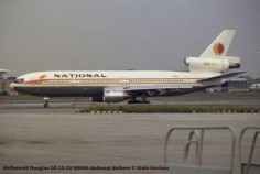 img082 McDonnell Douglas DC-10-10 N66NA National Airlines © Alain Anciaux