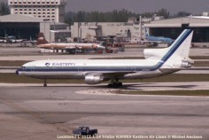 img092 Lockheed L-1011-1-14 Tristar N309EA Eastern Air Lines © Michel Anciaux