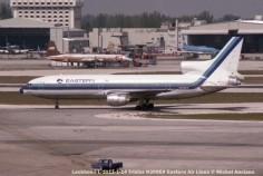 img092 Lockheed L-1011-1-14 Tristar N309EA Eastern Air Lines © Michel Anciaux