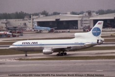 img095 Lockheed L-1011-500 Tristar N514PA Pan American World Airways © Michel Anciaux