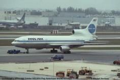 img096 Lockheed L-1011-500 Tristar N513PA Pan American World Airways © Michel Anciaux