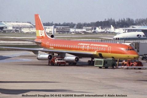 img100 McDonnell Douglas DC-8-62 N1809E Braniff International © Alain Anciaux