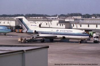 img101 Boeing 727-25 N8134N Eastern Air Lines © Alain Anciaux