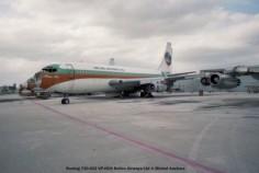 img109 Boeing 720-022 VP-HCN Belize Airways Ltd © Michel Anciaux