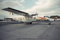 img118 Nord 262A-27 N274A National Commuter Airlines © Michel Anciaux