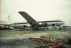 img121 Douglas DC-6A N615CA Conner Air lines © Michel Anciaux