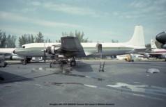 img138 Douglas DC-7CF N9000T Conner Air Lines © Michel Anciaux