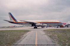 img141 McDonnell Douglas DC-8-33 Douglas DC-8-33 Fleming International © Michel Anciaux