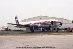 img144 Douglas DC-6BF Skylifter HI-92 Dominicana © Michel Anciaux
