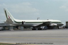 img148 Douglas DC-8-54F HK-2667-X ARCA Colombia © Michel Anciaux