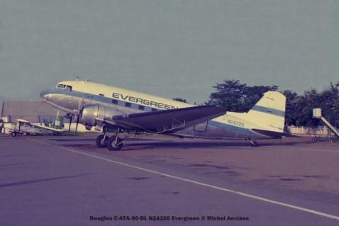 img157 Douglas C-47A-90-DL N24320 Evergreen © Michel Anciaux