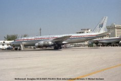 img166 McDonnell Douglas DC-8-55(F) PH-DCU Rich International Airways © Michel Anciaux