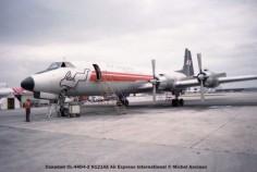 img175 Canadair CL-44D4-2 N121AE Air Express International © Michel Anciaux