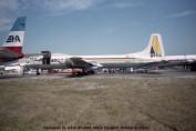 img177 Canadair CL-44-6 HC-BHS AECA Carga © Michel Anciaux
