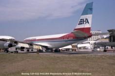 img178 Boeing 720-022 N421MA Hispaniola Airways © Michel Anciaux