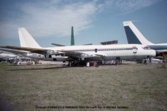 img180 Convair CV880-22-2 N880NW GAC Aircraft Co. © Michel Anciaux