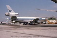 img184 McDonnell Douglas DC-10-30CF N1035F Air Florida © Michel Anciaux