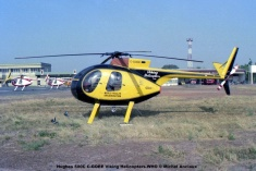 img196 Hughes 500C C-GOEE Viking Helicopters-WHO © Michel Anciaux