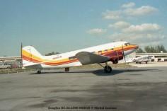 img197 Douglas DC-3A-228D N600JD © Michel Anciaux