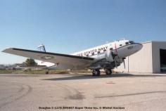 img201 Douglas C-117D N99857 Super Three Inc. © Michel Anciaux