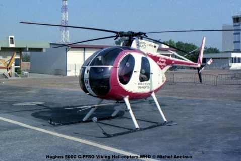 img202 Hughes 500C C-FFSO Viking Helicopters-WHO © Michel Anciaux