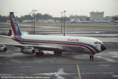 img229 Boeing 707-321B CC-CEK LAN-Chile © Michel Anciaux