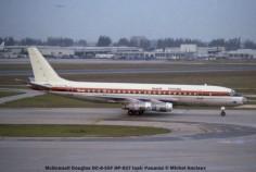 img231 McDonnell Douglas DC-8-55F HP-927 Inair Panama © Michel Anciaux