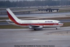 img232 Boeing 737-2S3 G-BMSM Air Florida © Michel Anciaux