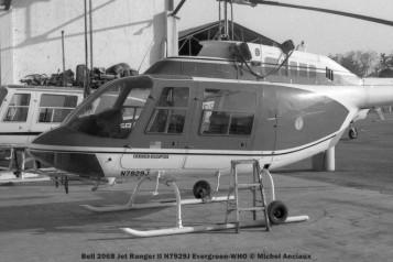 img237 Bell 206B Jet Ranger II N7929J Evergreen-WHO © Michel Anciaux