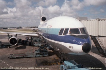 img247 Lockheed L1011-385-1 TriStar N303EA Eastern Air Lines © Michel Anciaux