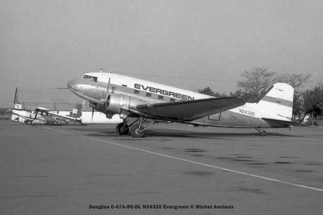 img257 Douglas C-47A-90-DL N24320 Evergreen © Michel Anciaux