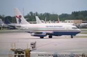 img285 Boeing 737-2Q8 VR-CNN Cayman Airways © Michel Anciaux