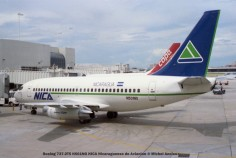 img295 Boeing 737-2T5 N501NG NICA Nicaraguense de Aviacion © Michel Anciaux