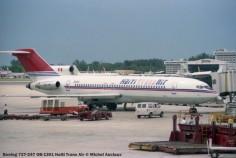 img302 Boeing 727-247 OB-1301 Haiti Trans Air © Michel Anciaux