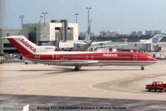img311 Boeing 727-259 N204AV Avianca © Michel Anciaux
