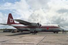 img314 Lockheed L100-30 Hercules A2-ACA Air Botswana Cargo © Michel Anciaux