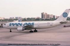 img316 Airbus A300B4-203 N204PA Pan American World Airways © Michel Anciaux